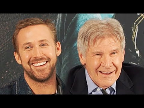 exclusive! Blade Runner 2049 Press Conference Berlin (2017)