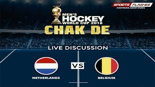 Live Belgium vs Netherlands Hockey Match Discussion | Sports Flashes