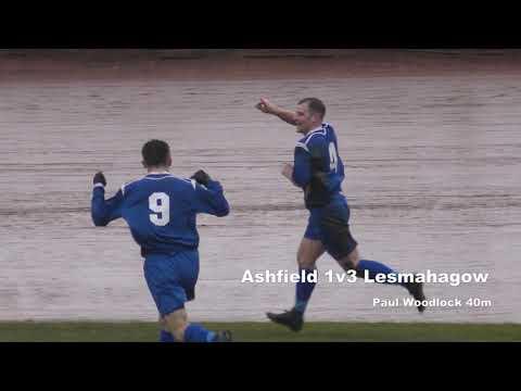 Ashfield 3v6 Lesmahagow 2.3.19 goals