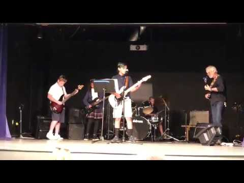 Westmark School's 5th Grade Jam Band