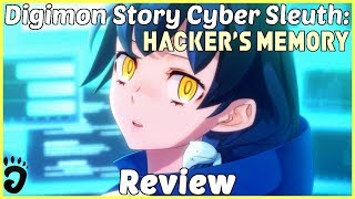 Review: Digimon Story: Cyber Sleuth - Hacker's Memory (Reviewed on PS4, also on PS Vita) (Video Game Video Review)