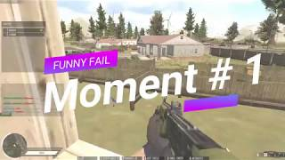 Infestation NewZ Funny Fail Moments # 1