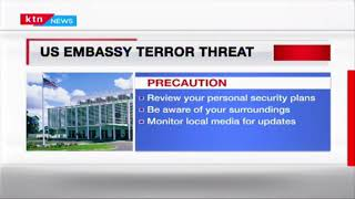 US Embassy issues security precaution, warns of an imminent terror attack in a popular hotel