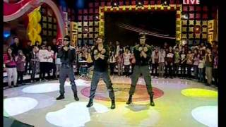 Hitz - Yes Yes Yes, Live Performed di Hitzteria (20/09) Courtesy Indosiar