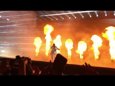 Kendrick Lamar - DNA. (LIVE 2018)
