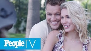 The Bachelor's Colton Underwood On Engagement Plans With Cassie | PeopleTV