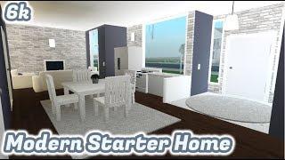 ROBLOX | Bloxburg: Modern Starter Home