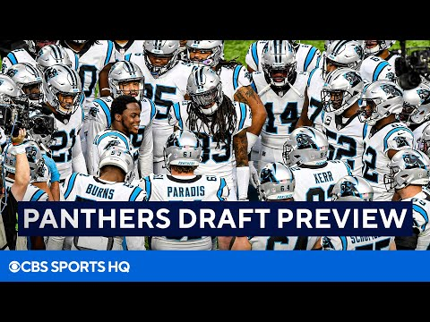 Panthers Free Agency Recap & 2021 NFL Draft Preview | CBS Sports HQ