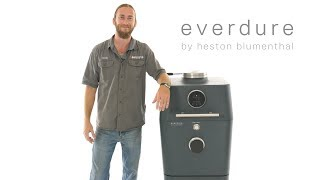 Everdure 4k by Heston Blumenthal Charcoal Grill & Smoker Overview | BBQGuys
