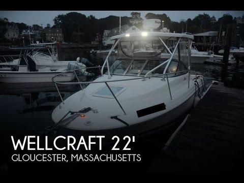 [UNAVAILABLE] Used 2009 Wellcraft 232 Coastal In Gloucester, Massachusetts