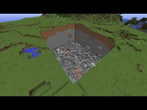 So I Made 100 Kids Mine 100,000 Blocks