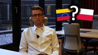 WENEZUELA 2019 = POLSKA 2030 ?