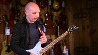 "Joe Satriani: Master Class ""Always With Me, Always With You"""