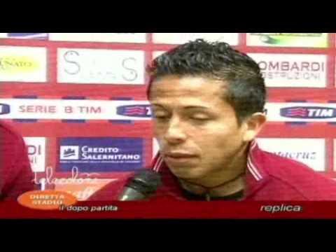 Intervista Roberto Merino e Emmanuel Ledesma dopo ...