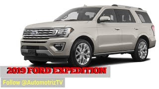 2019 Ford Expedition. Prueba