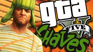 Chaves no GTA V O Ladrão da Vila