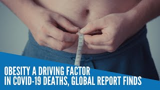 Obesity a driving factor in COVID-19 deaths, global report finds