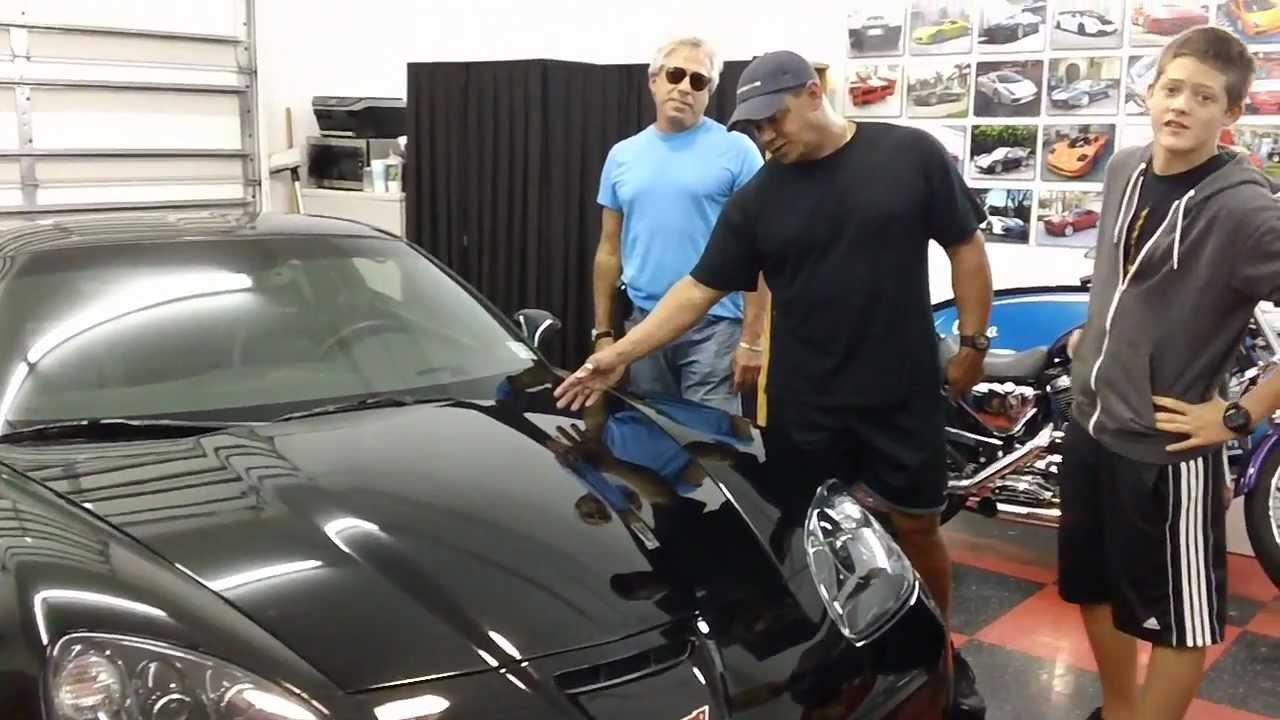 3M Scotchgard Paint Protection Film Pre-Cut 2011 2012 2013 Chevy Corvette Z06