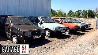 Заброшенный Автосалон Lada Во Франции