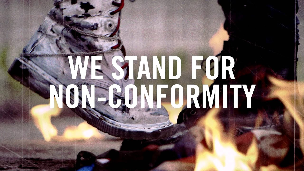 a017a9e1d5 Dr. Martens - A History of Standing For Something - YouTube