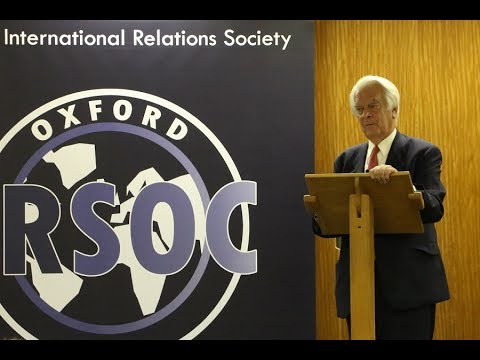 Lord David Owen - Brexit: An Amicable Divorce?