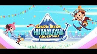 Chhota Bheem | Himalayan Adventure | New Year Special Game