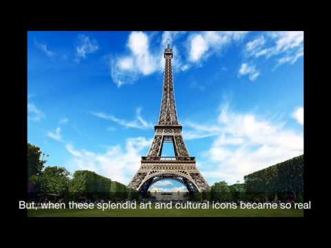 UM-Flint Education Abroad Video Paris