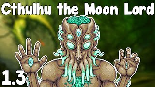 Cthulhu the Moon Lord , Terraria and Lovecraftian Horror