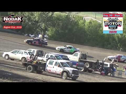Nodak Speedway IMCA Sport Compact Heats (Motor Magic Night #2) (8/31/19)