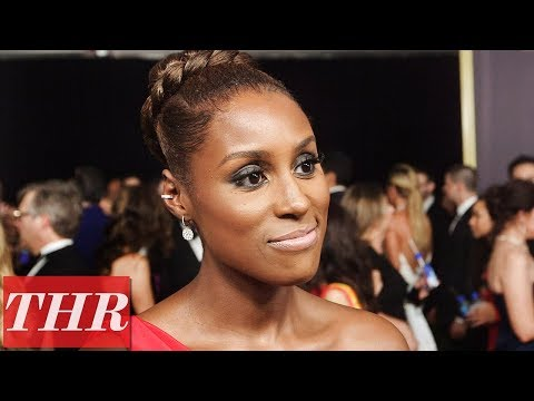 """Issa Rae: 'The Americans' Deserve a Win & """"Rooting for All The Black People"""" 