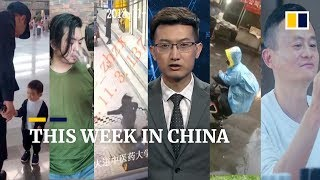 This week in China - boy wants a hug, 'China's Edison' inventing crazy gadgets, and more