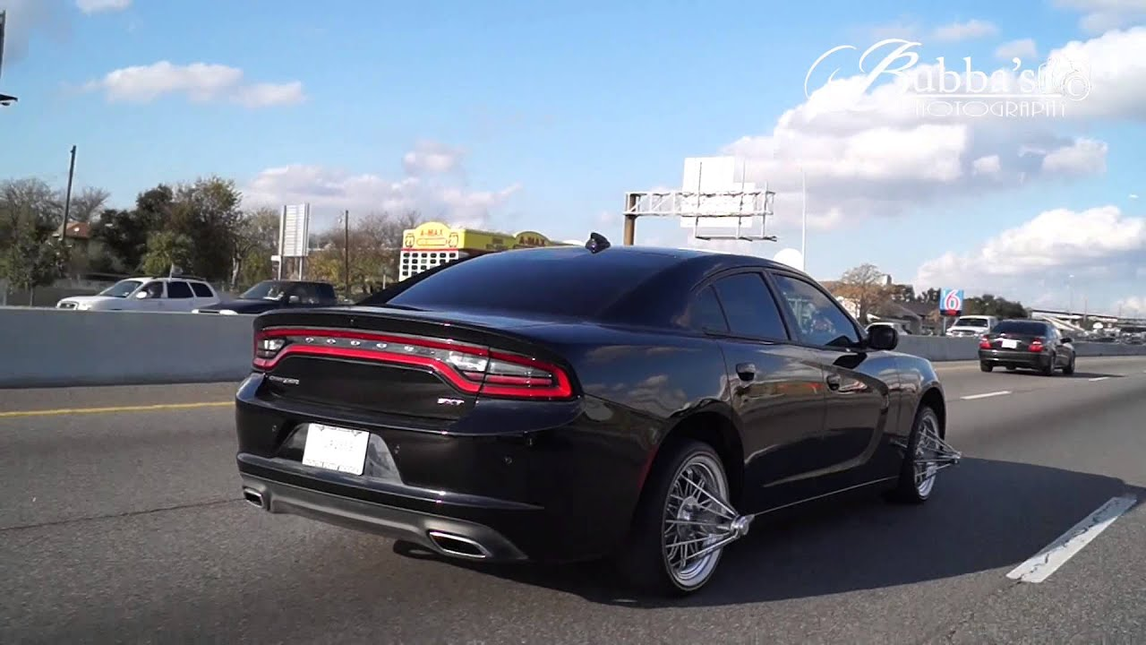 2015 Charger On Swangas Youtube