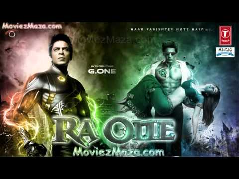 02 Criminal Full Song Ra One Movie 2011 Ft Shahrukh Khan Kareena ...