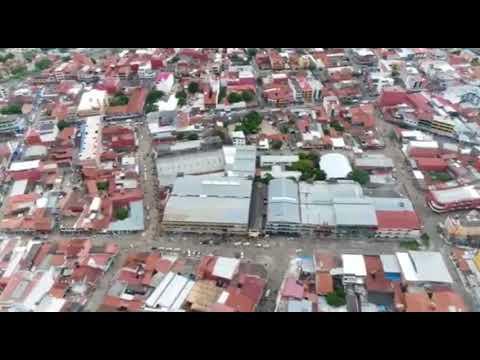 La antigua La Ramada, vista desde arriba