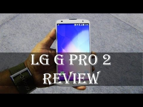 LG G Pro 2 Review: 4G LTE Exclusive Hands on Features, Specs, Price and Availability