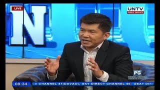 Atty. Glenn Chong speaks out on alleged poll fraud vs Comelec and Smartmatic