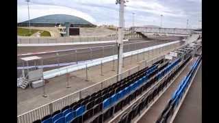 Sochi. The empty Olympic venues. Desolation. (Сочи. Пустующие олимпийские объекты. Запустение).(Это видео создано в редакторе слайд-шоу YouTube: http://www.youtube.com/upload., 2015-02-07T11:40:56.000Z)