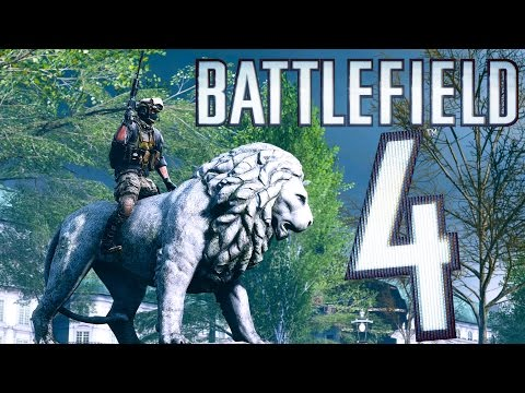Battlefield 4 Random Moments #92 Move B*tch Get Out The Way!