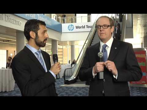 HP WorldTour 2014: Server Computing