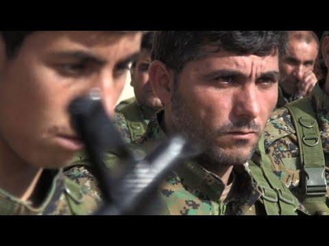 تخريج 500 عنصر من قوات الأمن الحدودية المدعومة أميركياً في سوريا