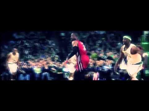 LeBron James sends Jason Terry to the CROSSROADS.