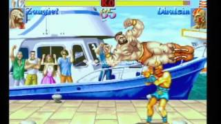 Super Street Fighter II X - Grand Master Challenge (1)