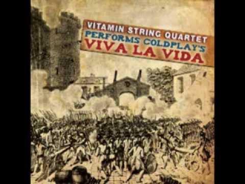 Cemeteries Of London - Vitamin String Quartet Performs Coldplay's Viva La Vida