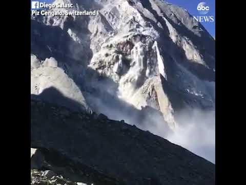 Der Bergsturz von Bondo » Geschichte der Geologie » SciLogs - Wissenschaftsblogs