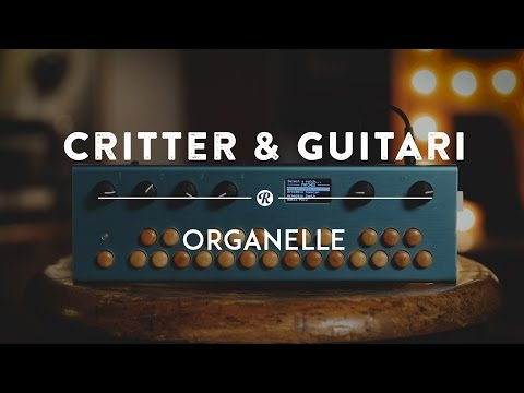 Critter & Guitari Organelle | Reverb Demo Video