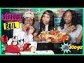 Seafood Boil Mukbang   Hilarious Eating Show   JaVlogs   MukBangs   JaVlogs