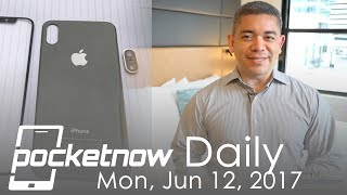 iPhone 8 leaked parts show lots of glass, Xbox One X & more   Pocketnow Daily