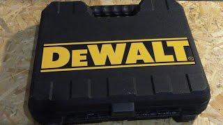 Тест шуруповерта DeWalt DCD 710 2C або як маленький Девольт Макиту переміг...