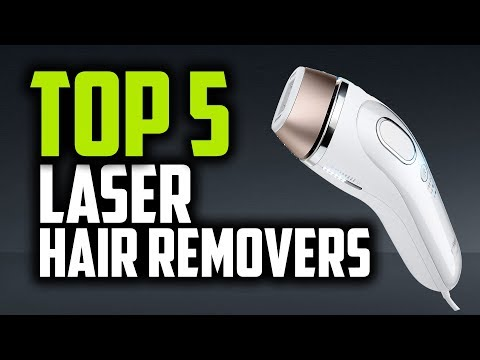 Best Laser Hair Removers In 2018 - Which Is The Best Hair Laser Removal Device?