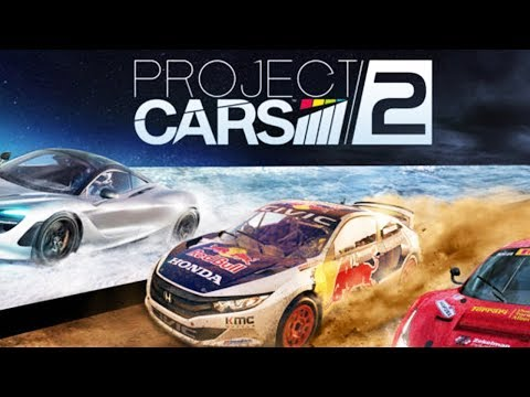 PROJECT CARS 2 : Conferindo o Game 🚗